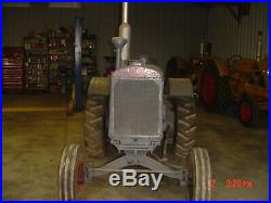 Tractor, 1936 MM Twin City, KTA, Mostly refurbished must read Details, Runs good