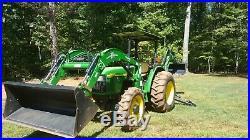 Tractors1999 John Deere Tractor, Model 5410