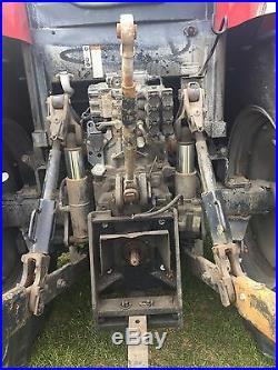 Used Case IH Maxxum 110 Tractor