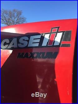 Used Case IH Maxxum 115 Tractor