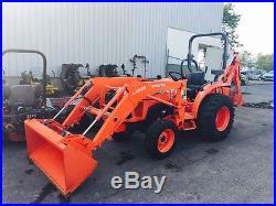 Used Kubota L2501 Compact Tractor | Mowers & Tractors