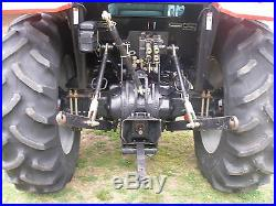 VERY NICE 471 MASSEY FERGUSON CAB TRACTOR ONLY 661 HOURS