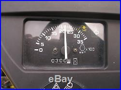 VERY NICE JOHN DEERE 2210 4 X 4 LOADER MOWER TRACTOR 300 HOURS