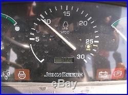 VERY NICE JOHN DEERE 4510 4 X 4 LOADER TRACTOR