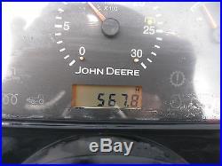 VERY NICE JOHN DEERE 4720 4 X 4 LOADER TRACTOR