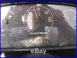 VERY NICE JOHN DEERE 4720 4 X 4 LOADER TRACTOR ONLY 153 HOURS