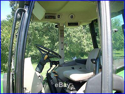 VERY NICE JOHN DEERE 5603 CAB+LOADER+4X4+POWER REVERSER TRANS
