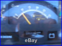 VERY NICE JOHN DEERE 790 4 X 4 TRACTOR ONLY 522 HOURS