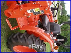 Very Nice Kubota L3800 4x4 Tractor With Only 91 Hours