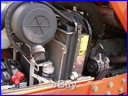 Very Nice Kubota M6800 4x4 Cab Loader Tractor