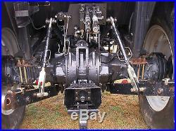 VERY NICE MASSEY FERGUSON 573 2WD CAB TRACTOR