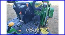 Very Nice 2005 John Deere LV2210 4X4 Loader Mower Tractor with Only 493 Hours