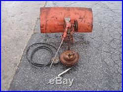 Very Nice Simplicity Landlord Lawn Tractor