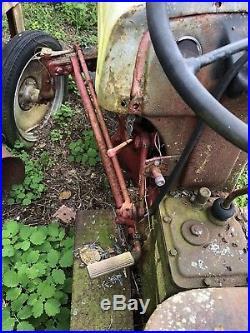 Vintage Ford 8n Tractor
