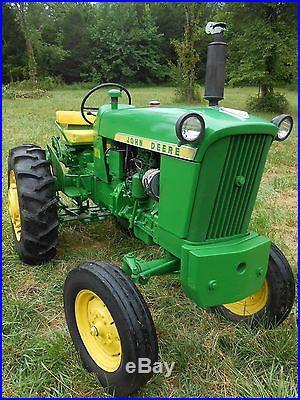 Vintage John Deere 1010 restored No Reserve