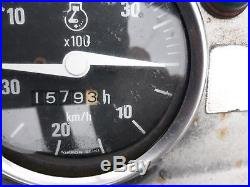 White 2-30 Field Boss Tractor loader 30 HP Izuzu diesel 4x4 gear used compact
