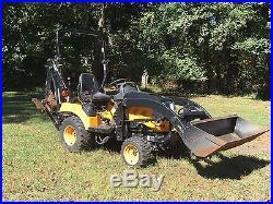 Yanmar Sc2450 Tractor Loader Backhoe Kubota Bx25