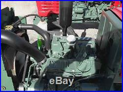 Yanmar 2610 tractor with warranty